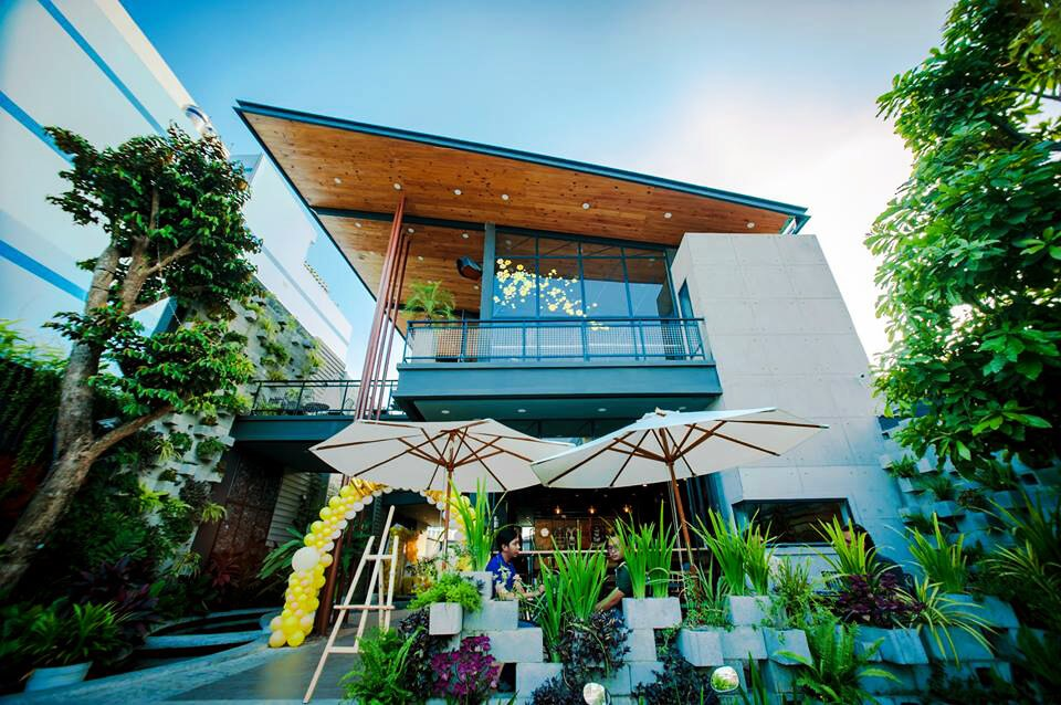 Nhà phố ở Đà Nẵng được xây dựng và thiết kế bởi Phố Việt