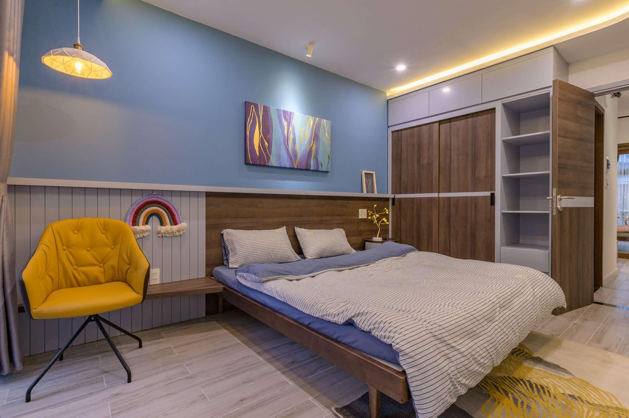 Mỗi phòng lại được decor theo một phong cách khác nhau