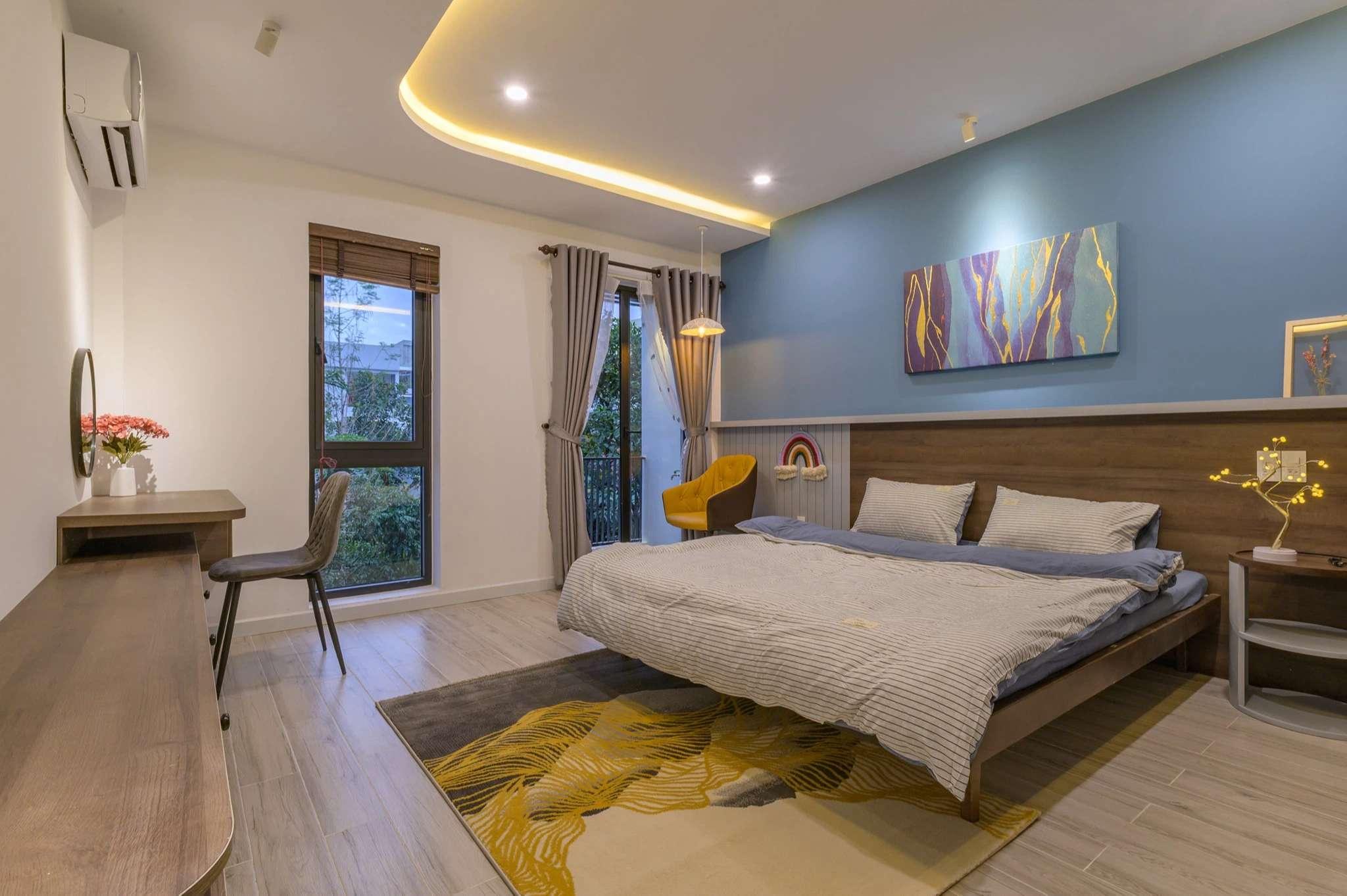 Mỗi phòng lại được decor theo một phong cách khác nhau - 2
