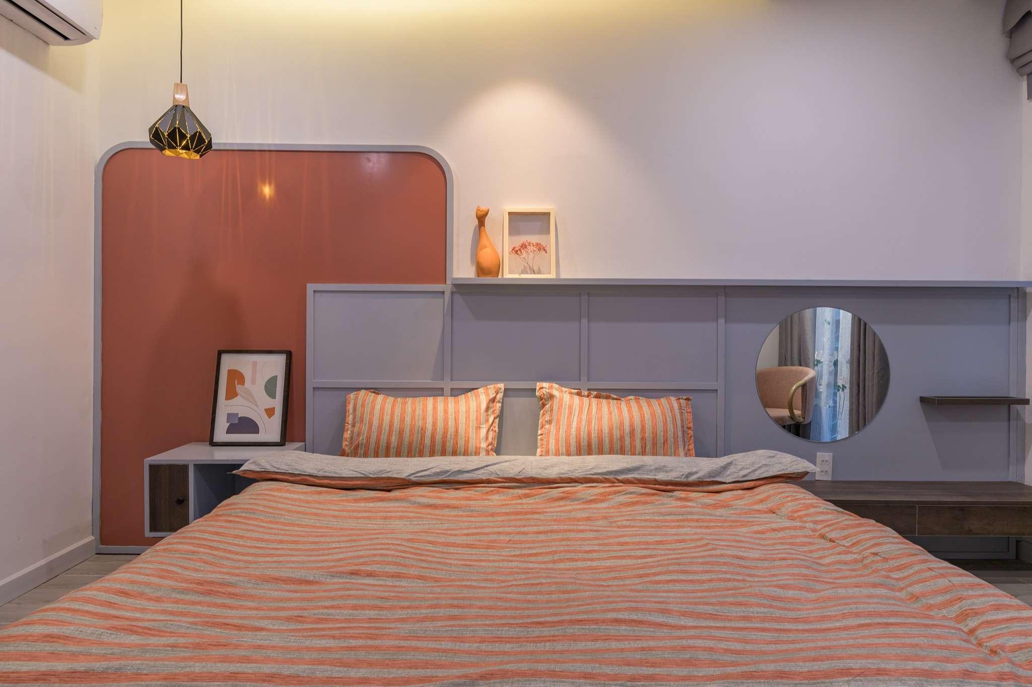 Phòng ngủ rộng rãi, đầy đủ công năng - 2