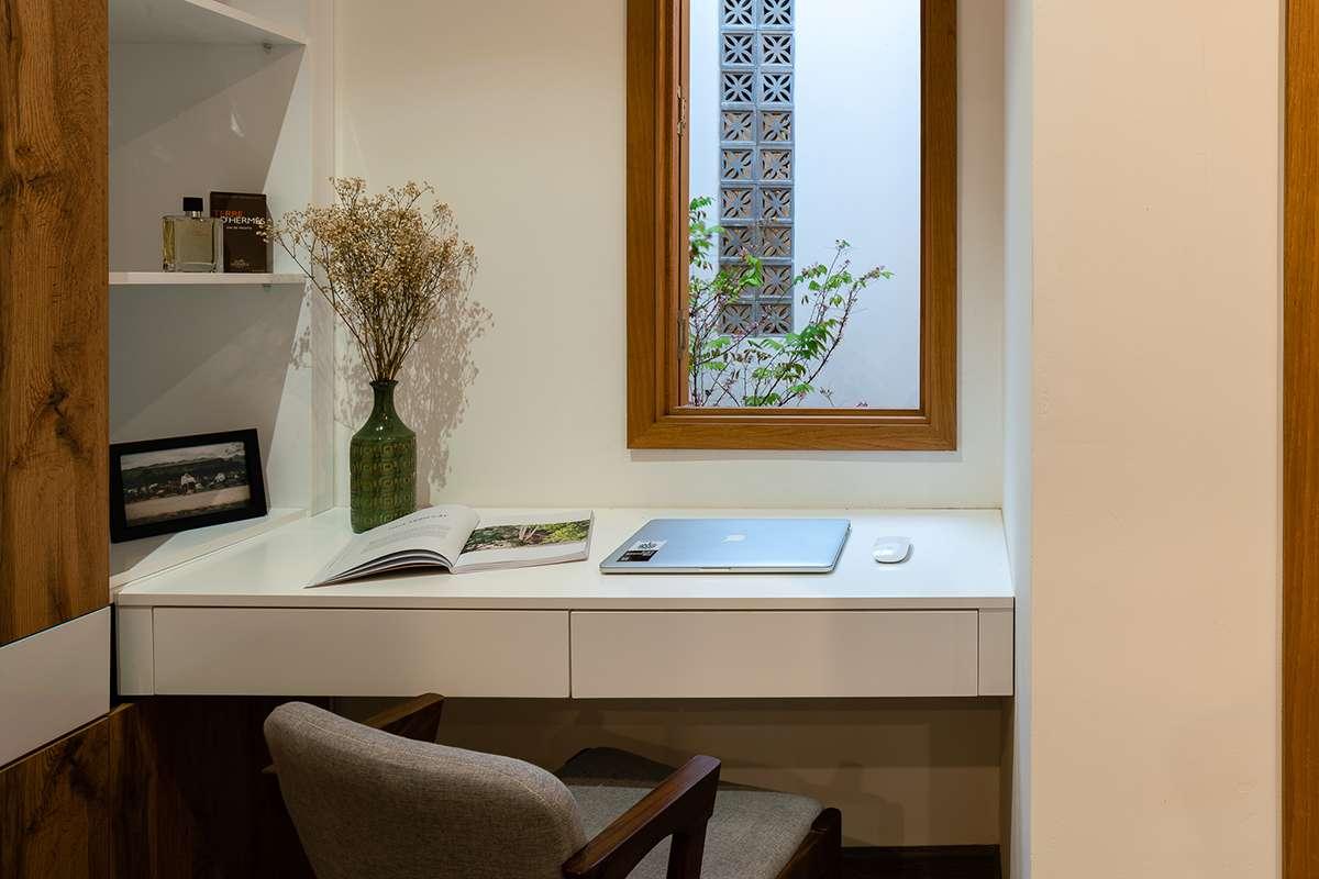 Gạo house - Nhà của Gạo | Không gian đọc sách, bàn làm việc