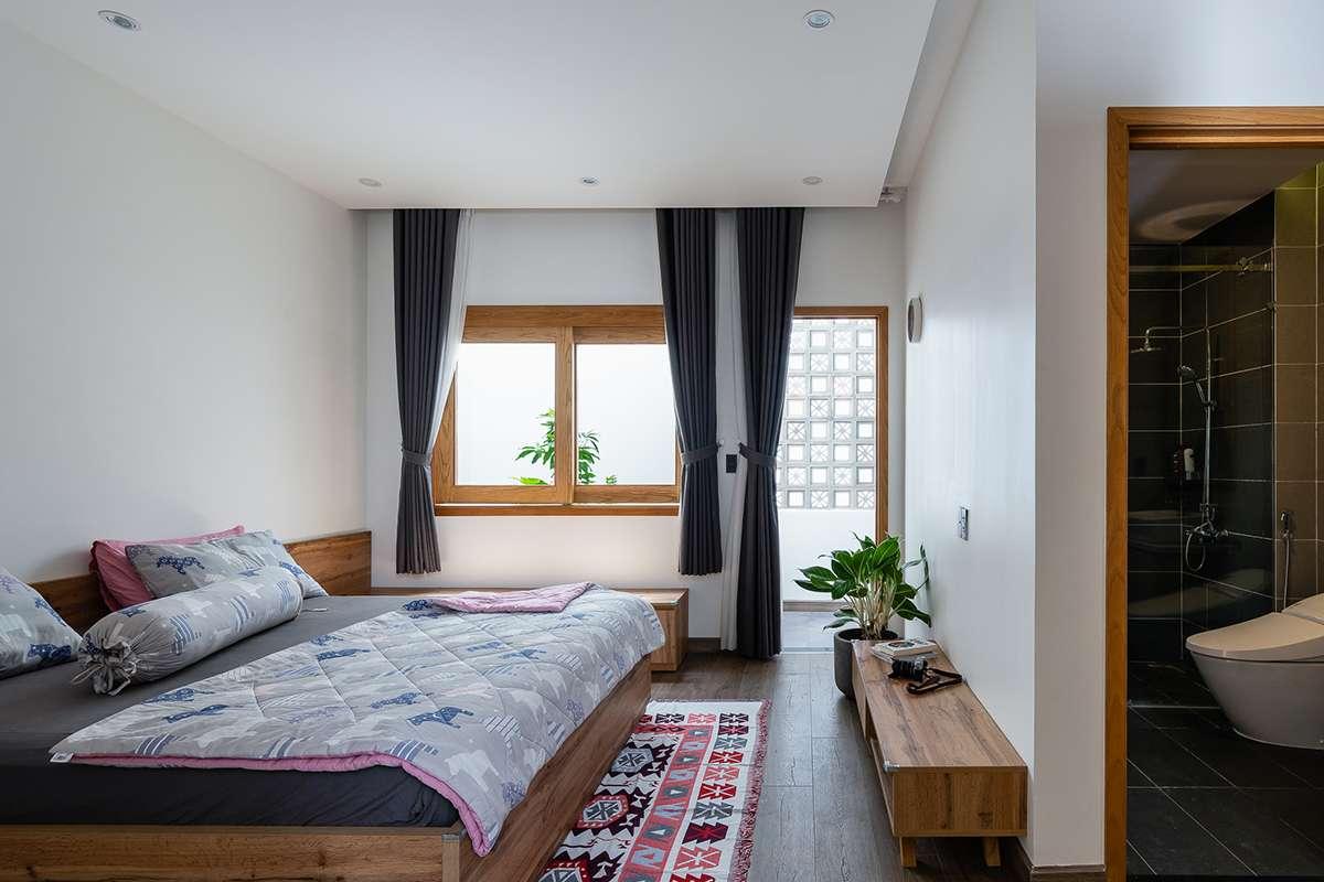 Gạo house - Nhà của Gạo | Không gian phòng ngủ