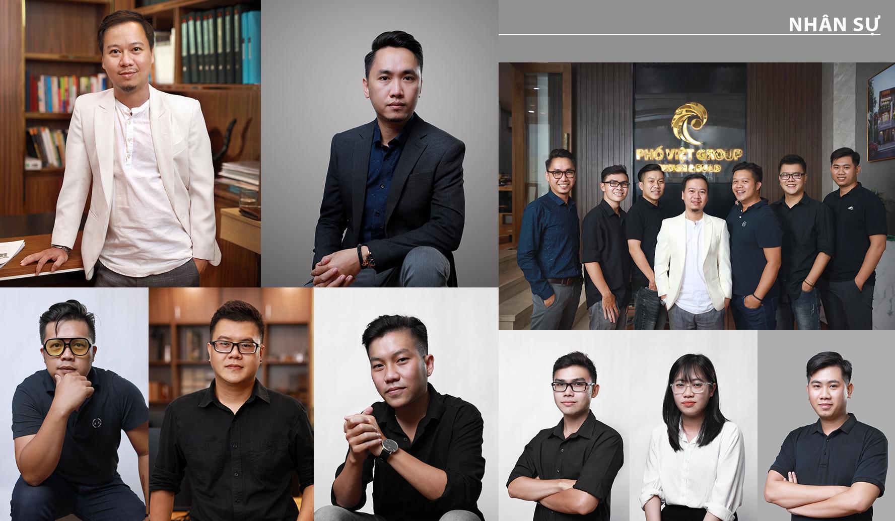 Đội ngũ Nhà Phố Việt