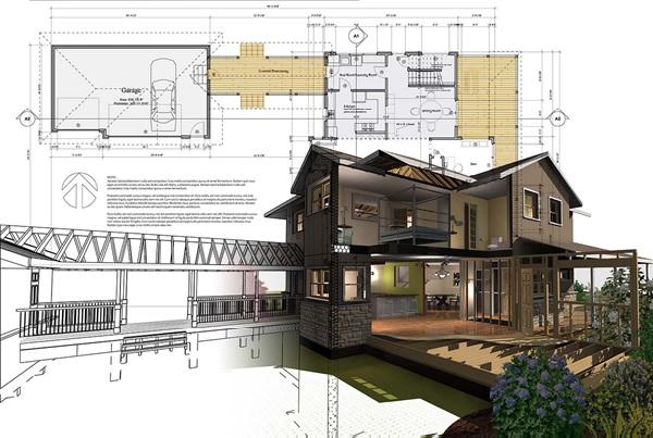 Thiết kế thi công nhà phố tại TPHCM trọn gói