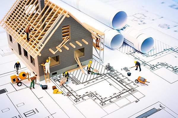 Thi công phần thô đóng vai trò quan trọng trong việc đảm bảo chất lượng công trình